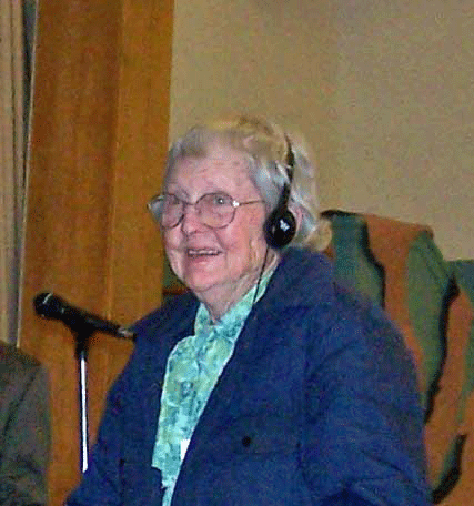 Ernie Smith at the 2006 Environmental Dinner